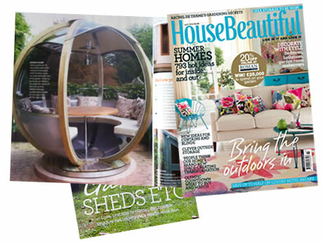 House Beautiful, July 2012