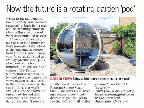 Sunday Independent June 2012