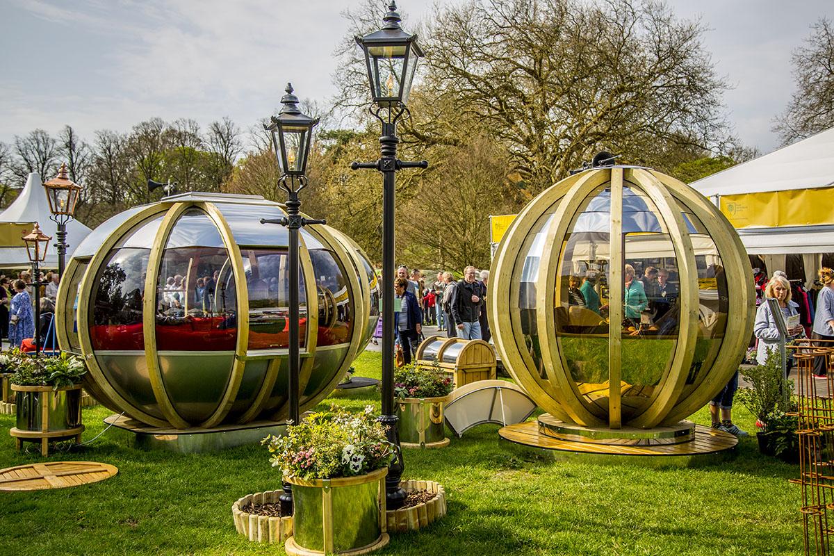 RHS Cardiff Flower Show 2015
